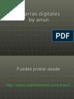 Pizarras digitales