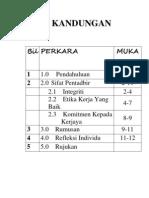 Isi Kandungan PKU3114