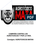 Campanha Permanente Contra Os Agrotoxicos e Pela Vida.