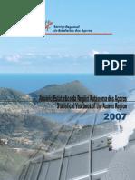 Anuário Estatístico da Região Autónoma dos Açores - 2007