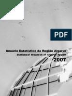 Anuário Estatístico da Região do Algarve - 2007  (INE)