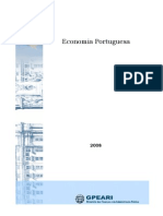 Economia Portuguesa 2008 - inclui anexos estatísticos