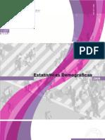 Estatísticas Demográficas 2006 (INE 2008)
