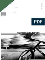 Estatísticas do Turismo - 2007 (INE)