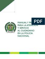 Manual y Protocolo Para La Atenci%F3n y Servicio Al Ciudad