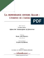 Fr Dependance en Allah Suwayyan