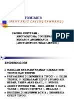 ancylostomiasis