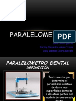 Paralelizador 2013 Listo