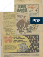 Sad Sack 1 37 August 1954 Text