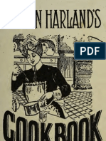 Marion Harlands Cookbook from the 1900's