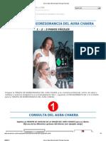 Aura Chakra Bioresonanz Therapy Overview