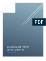 Primer Examen Departamental 2013 Agosto-Diciembre