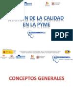 Presentacion Gestion Calidad Pyme