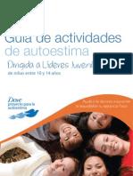 TALLER DE DOVE PARA 11-14 AÑOS