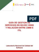 Guia de Gestion de Servicios en Iso 20000