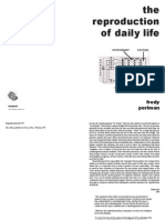 Fredy Perlman - The Reproduction of Everyday Life