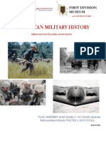 American Military History a Resource