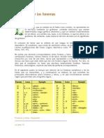 Ortografía de los fonemas