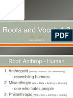 Roots 1 2