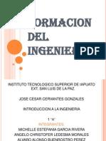 Formacion Del Ingeniero