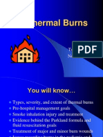 Thermal Burns