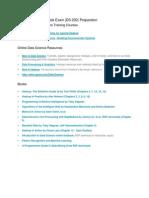 Data Science Essentials Exam DS200