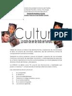 hablar de cultura