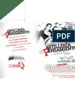 PROGRAMACION CARACAS 1