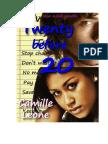 Twenty Before 20 Excerpt
