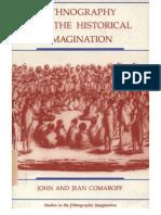 Comaroff Ethnograhy Hist Imagination