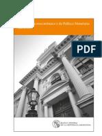Informe Macroeconвmico y de Polбtica Monetaria Jul-13 version online