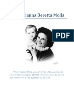 Novena a Santa Gianna Beretta Molla