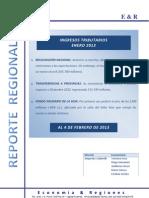 (2013-02-04) - Se extingue la coparticipación del Fondo de la Soja - Informe Regional, E&R