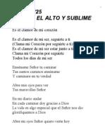 Grupo Alabanza Letra Only = Master