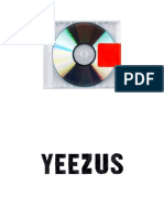 Digital Booklet - Yeezus