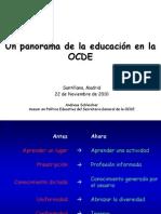 Visión 2030 de la Educación Superior OCDE