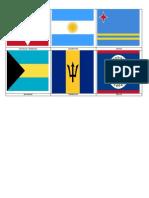 Banderas Del Panamericanismo