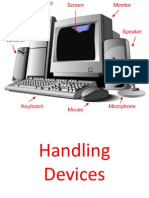 2.6 Handling Devices