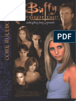 Buffy - RPG Core Rulebook