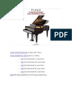 Piano Programa Divisi