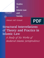 Structural Interrelations of Theory and Practice in Islamic Law a Stud.ebooKOID