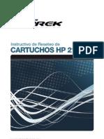 Reset Cartuchos Hp 21 22