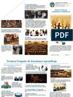 Trifoliar-tecnicas Grupales de Aprendizaje