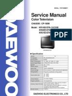16048067 Daewoo DTA21V3VM Chassis CP185M