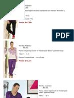 Allondra Pijamas - Actualizado 21.06