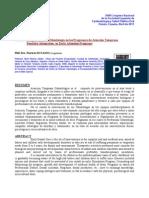 Integracion de La Odontologia en Los Programas de Atencion Temprana