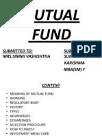 Mutual Fund1