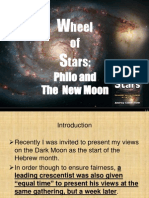 philo and the new moon