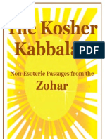 Zohar - Less Esoteric