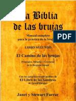 La Biblia de Las Brujas 2, El Camino de Las Brujas